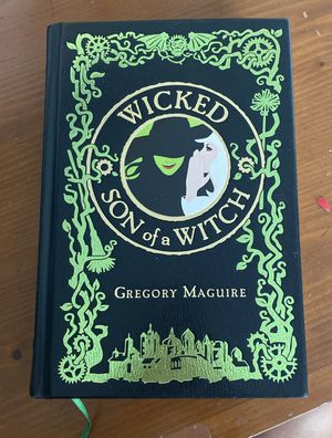 WICKED Son of a Witch BOOK for Sale in Lombard, IL