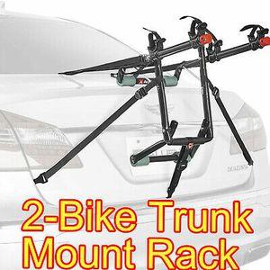 Allen 2-Bike Trunk Mounted Bike Rack for Sale in Lafayette, LA