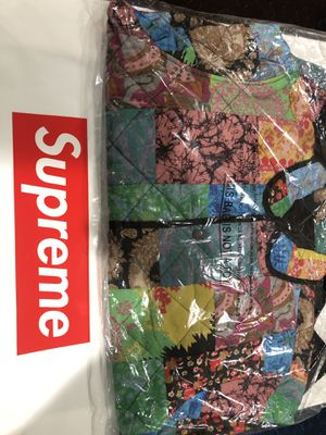 Supreme Quilted Jacket for Sale in South Gate, CA
