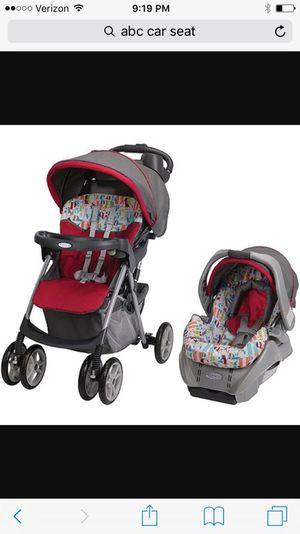 Car seat stroller combo! for Sale in Salt Lake City, UT