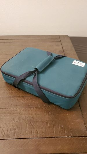 Pyrex Portables insulated case with dish and microcore packet for Sale in Portland, OR