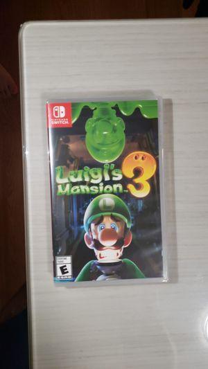 Luigi's Mansion 3 for Sale in Glendale, CA