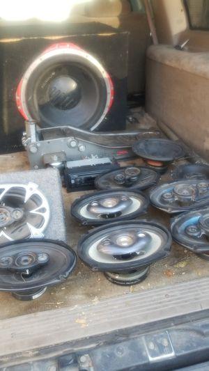 Door speakers for Sale in Topeka, KS