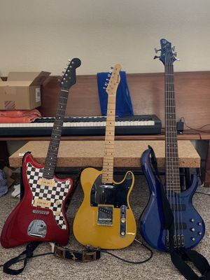 Electric guitars for sale for Sale in St. Petersburg, FL
