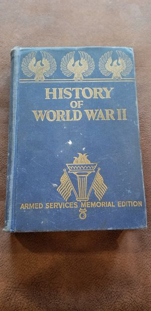 HISTORY OF WW2 for Sale in West Terre Haute, IN