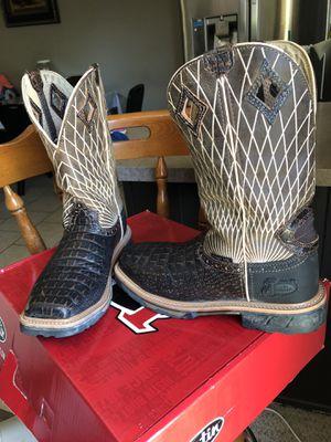 Steel toe Croc work boots for Sale in Dallas, TX