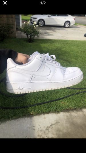 Air Force 1 $20 size 9.5 no box !GOOD CONDITION for Sale in West Covina, CA