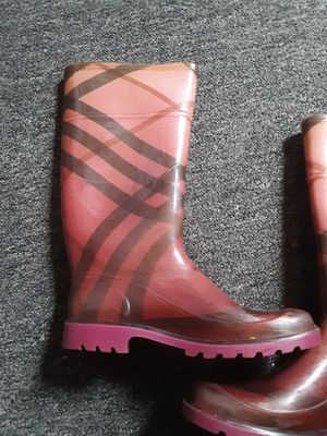 Exclusive Burberry Rain Boots for Sale in Chicago, IL
