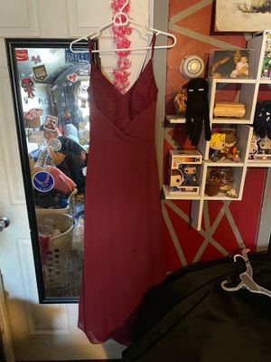 Dark red prom dress for Sale in Wantagh, NY