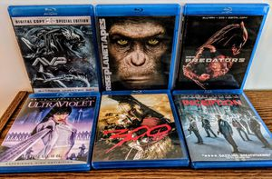 Blu ray Bundle for Sale in Vancouver, WA