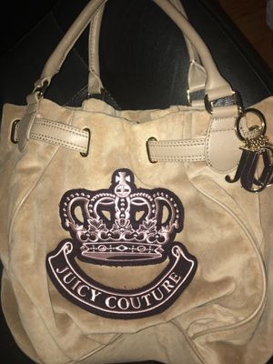 Juicy Couture bag for Sale in Fairfax, VA