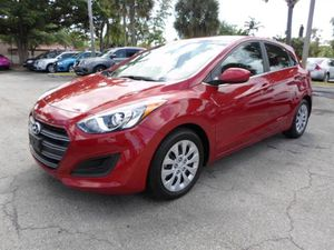 2017 Hyundai Elantra GT! Only $500 down payment.. horrible credit? Recent repo? NO problem! CONTACT ME NOW.. YOU WILL DRIVE HOME for Sale in Plantation, FL