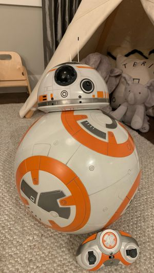 Large remote control BB-8 from Star Wars for Sale in Redmond, WA