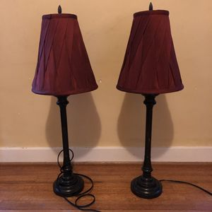 Pair of lamps for Sale in Phoenix, AZ