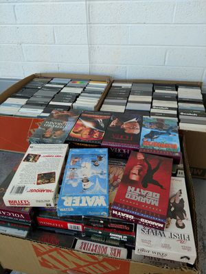 VHS tapes for Sale in Phoenix, AZ