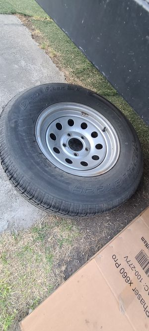 Trailer tires for Sale in Arcadia, CA
