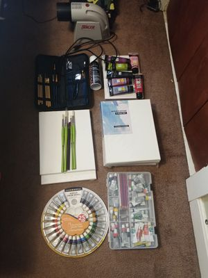 Art supplies for Sale in Thomasville, NC