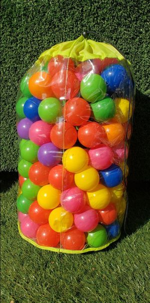 Ball Pit Balls for Sale in Henderson, NV