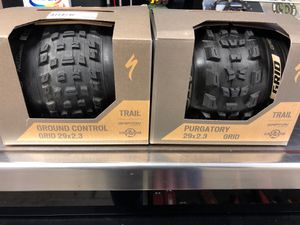 Specialized bike tires 29x2.3 for Sale in Mesa, AZ