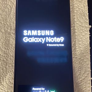 Samsung Galaxy Note 9 for Sale in Blythewood, SC
