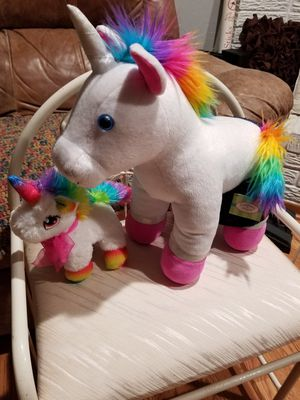 Unicorn build a bear BAB for Sale in Fort Worth, TX