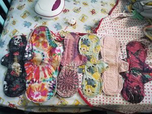 Cloth pads for Sale in Phillipston, MA