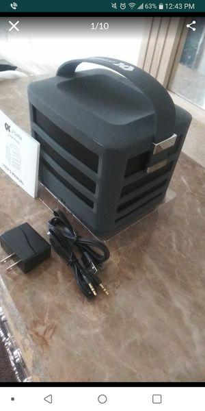 Power Bank Bluetooth Speaker. 2-in-1 SPEAKER for Sale in Washington, DC