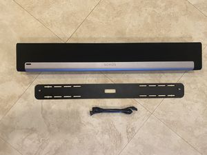 SONOS PLAYBAR with Wall Mount - like NEW for Sale in Cooper City, FL