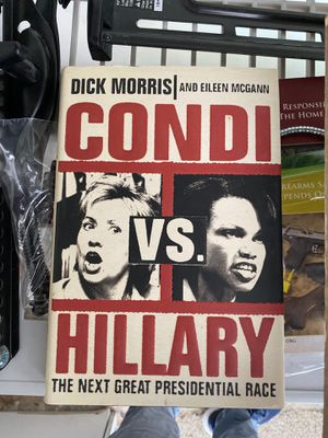 Condi versus Hillary for Sale in South Jordan, UT