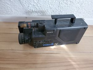 Sony ccd-v8af Video 8 Camera with RFU-80UC Video OUT Adapter for Sale in Menifee, CA