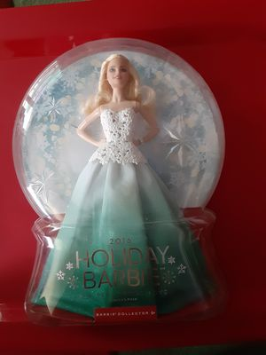 2016 Holiday Barbie for Sale in Vacaville, CA