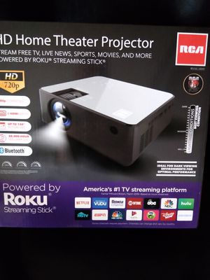 HD Home Theater Projector for Sale in Pittsfield, IL