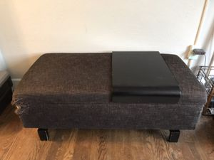 Diana storage ottoman for Sale in Seattle, WA