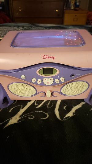 Disney cd Jukebox player for Sale in St. Louis, MO