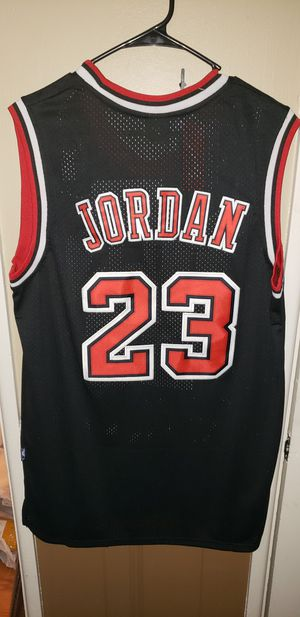 Men's XXL Michael Jordan Chicago Bulls Jersey New with Tags Stiched Nike $45. Ships +$3. Pick up in West Covina for Sale in West Covina, CA