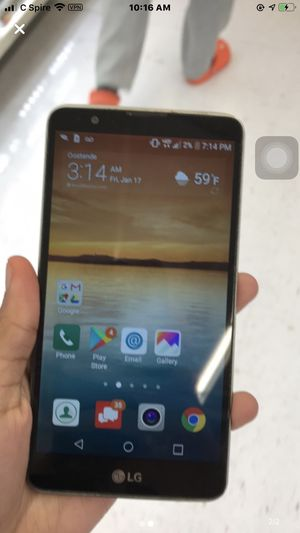 LG Phone for Sale in Columbus, MS