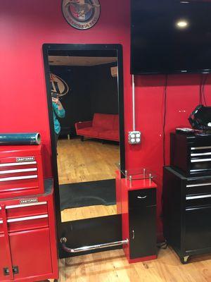Salon/ barbershop Mirror station for Sale in Philadelphia, PA