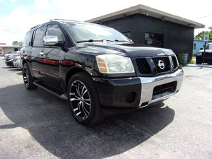 2004 Nissan Armada for Sale in Pinellas Park, FL