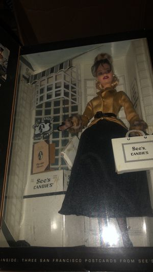 Sees candies Barbie for Sale in Houston, TX