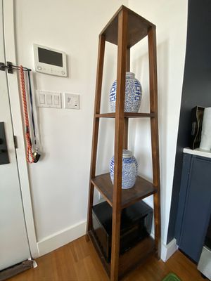 RUSH SALE - Handmade Ladder Bookcase Book Shelf for Sale in New York, NY