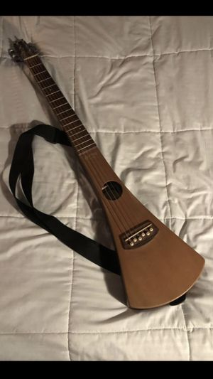 Martin backpacker guitar for Sale in San Diego, CA