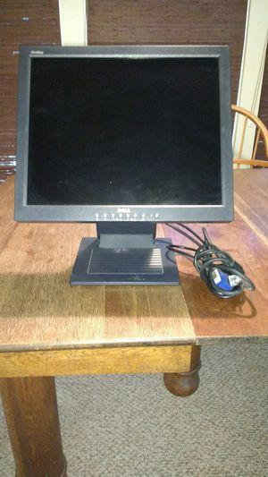 """Dell 18"""" Monitor - bright & vivid for Sale in Fresno, CA"""