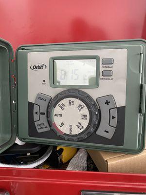 Orbit 12-Station Sprinkler System Timer for Sale in Fontana, CA
