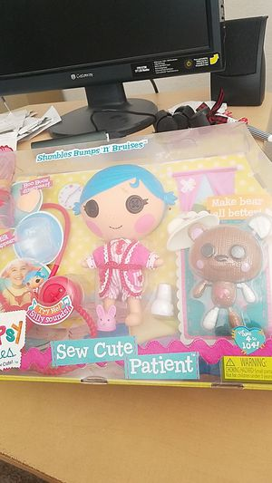 Doll set lalaloopsy for Sale in Las Vegas, NV