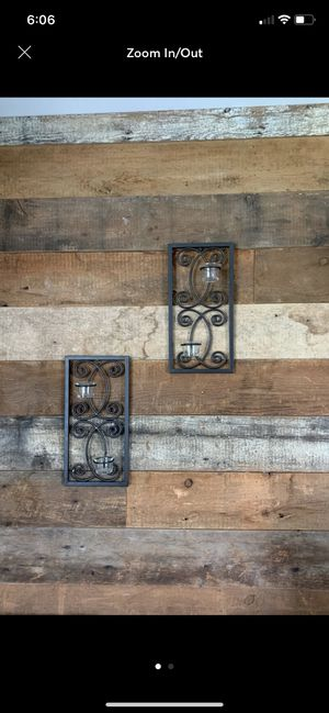 Wall sconces for Sale in Orland Park, IL