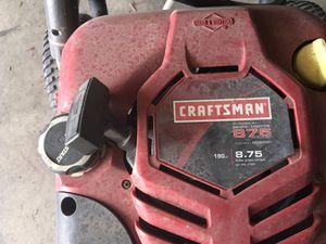 Craftsman 3000psi 2.7gpn gas powered pressure washer for Sale in Kaysville, UT