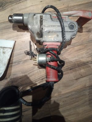Milwaukee Heavy Duty drill for Sale in Newport Beach, CA