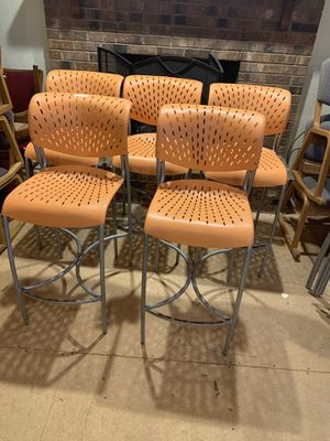 Cafe Height Bar Stools made by Izzy for Sale in Chapel Hill, NC