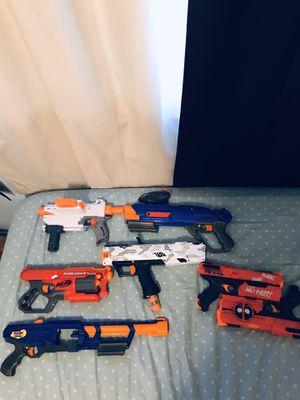 Nerf guns bundle for Sale in Los Angeles, CA