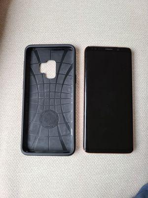Case for Galaxy S9 (Spigen Rugged Armor, Matte Black) for Sale in Seattle, WA